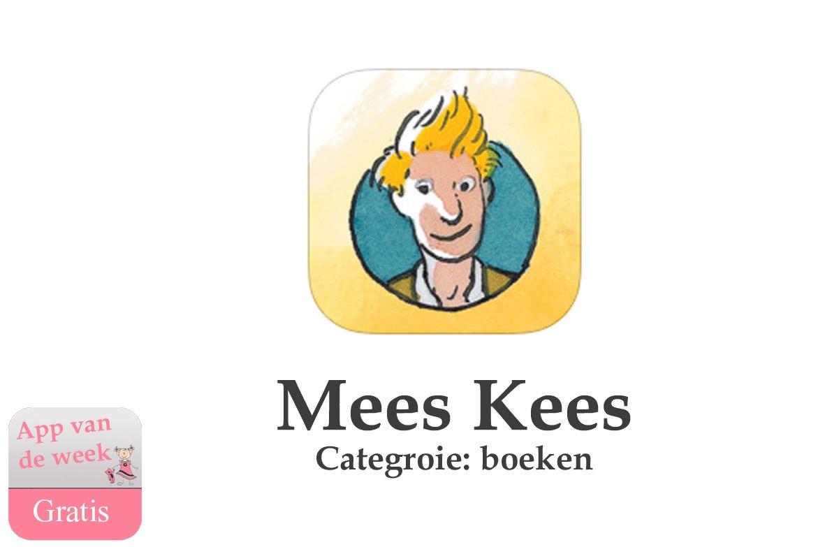 App van de week Mees Kees