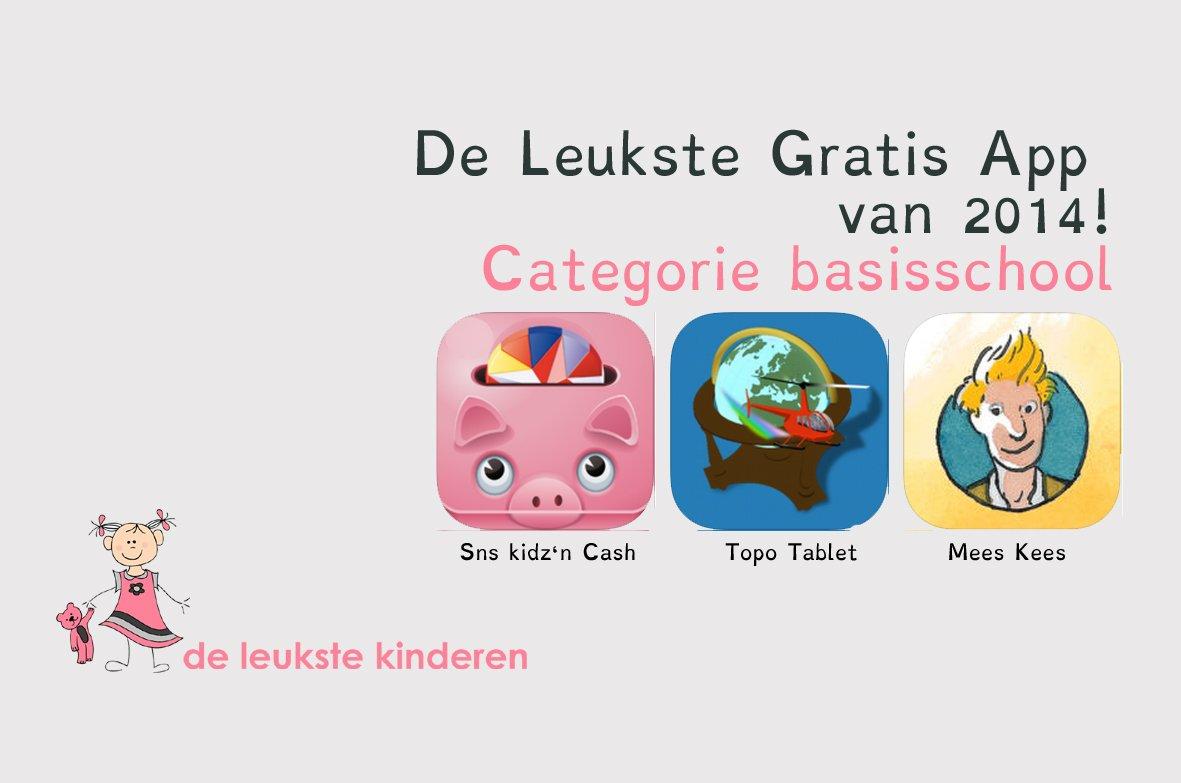 De Leukste educatieve app als je op de basisschool zit!