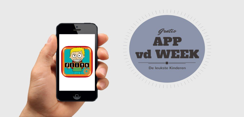 App van de week | Letterje oefenen