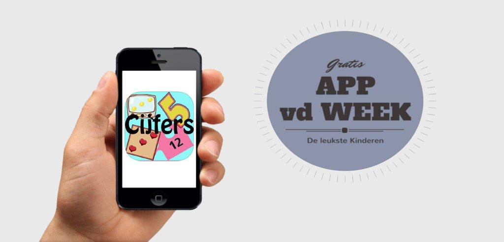 App van de week | Cijfer spel