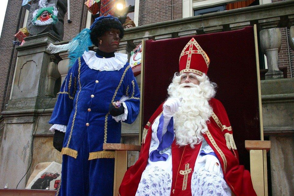 Sinterklaas bestaat, zegt Bram