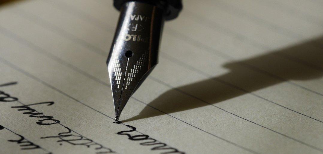 Hoe schrijf je