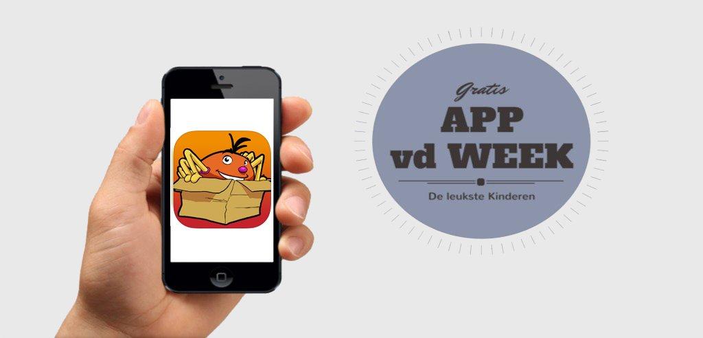 App van de week | Beweegkriebels