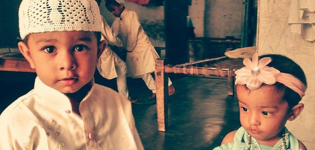 (Jonge) kinderen en ramadan