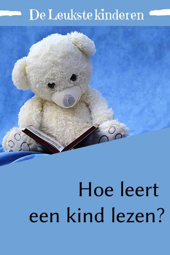 Hoe Leert Een Kind Lezen