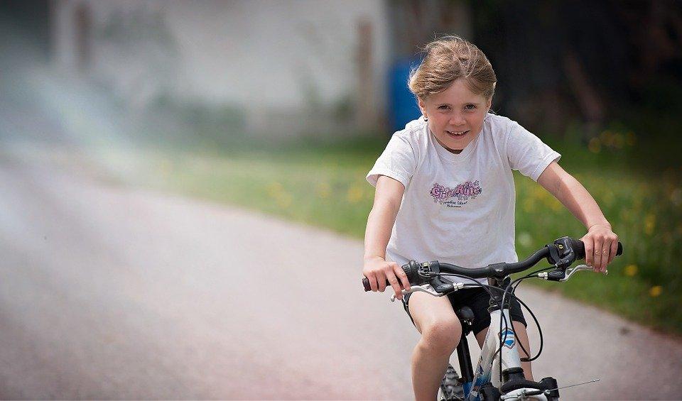 Tips voor fietsen met je kids in de winter