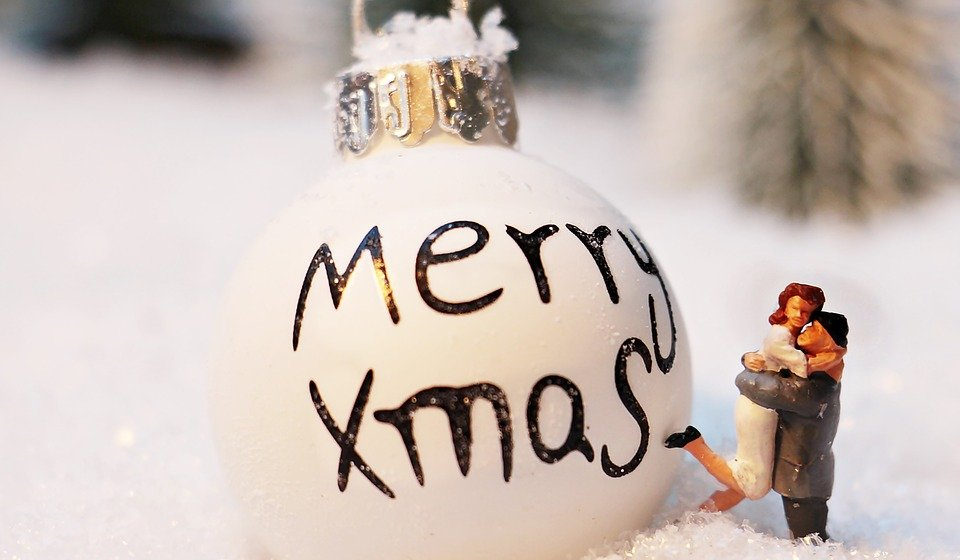 Geen witte kerst dit jaar!