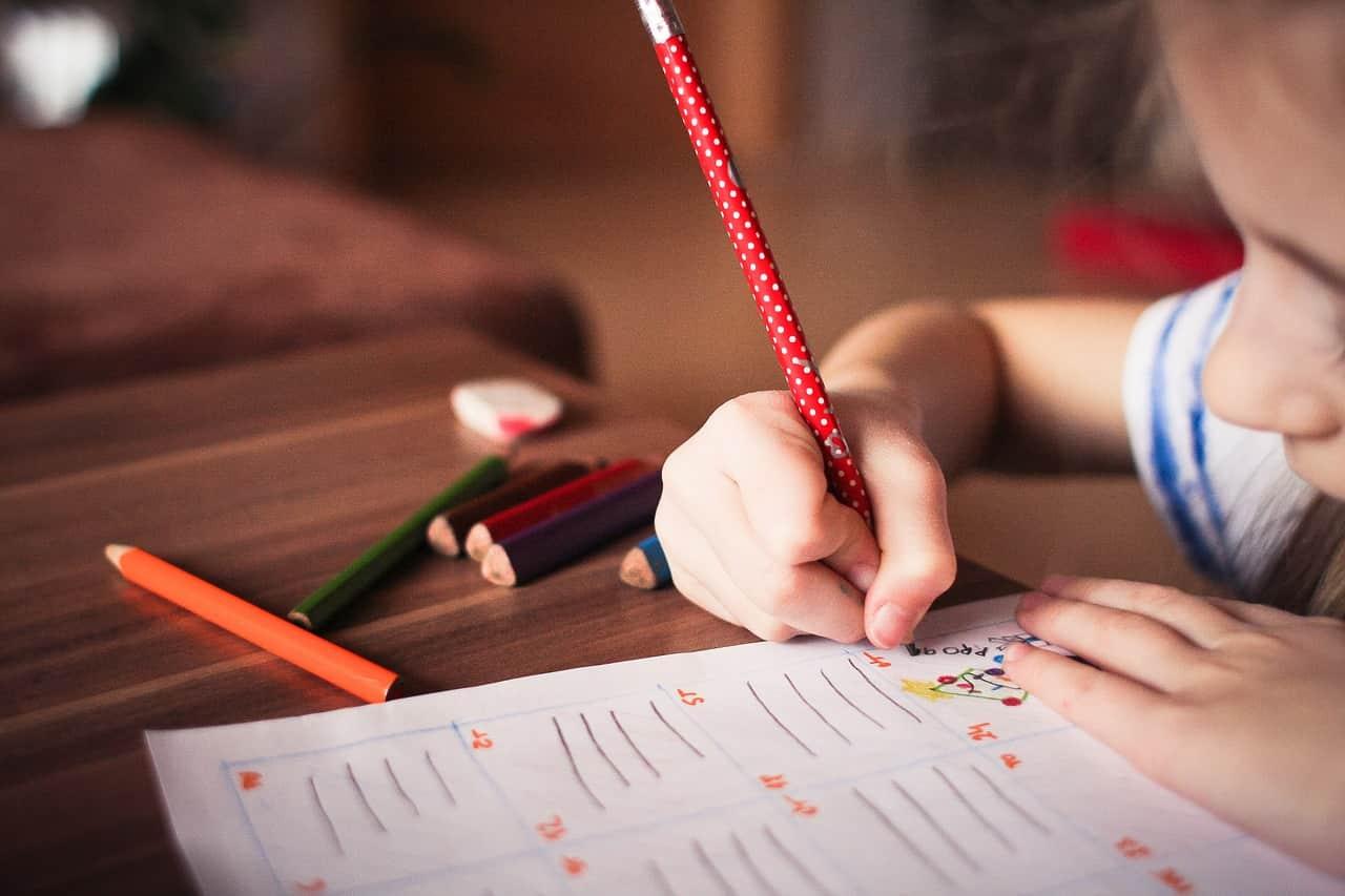 Weet jij op welke vier manieren kinderen dingen leren?