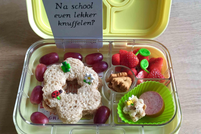 Hoe maak je de leukste lunch voor je kinderen