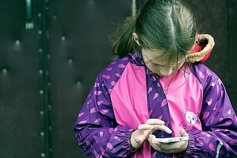 Vanaf welke leeftijd een mobiele telefoon?