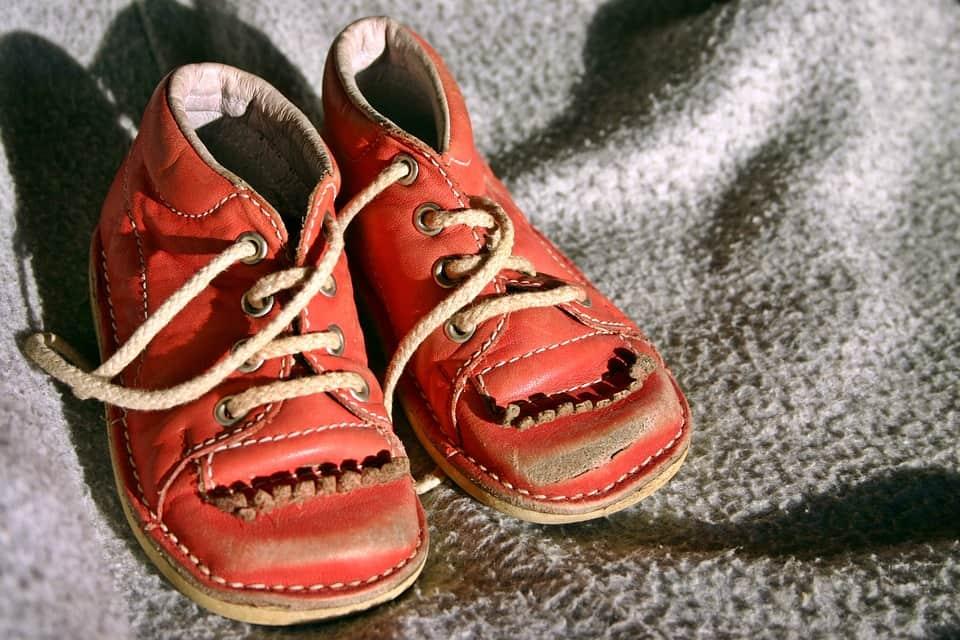 Hoe vaak mag jouw kind zijn schoen zetten?