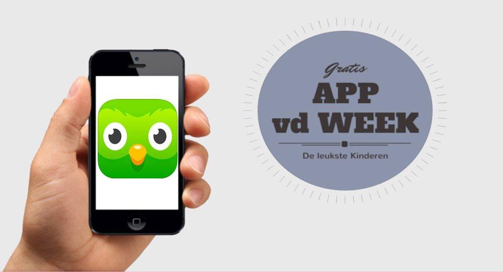 Gratis app van de week | Duolingo