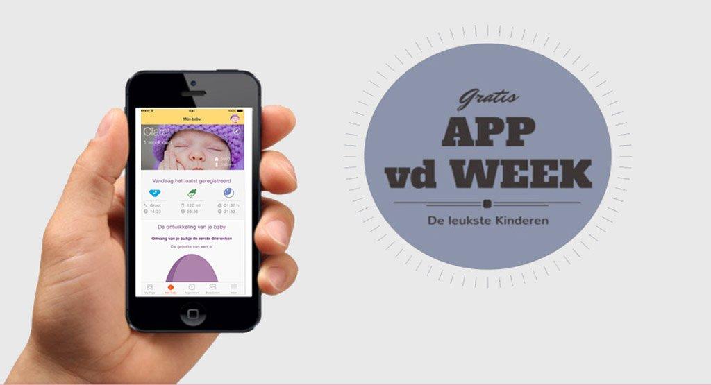 De (gratis) app voor als je bortsvoeding geeft: MyMedela