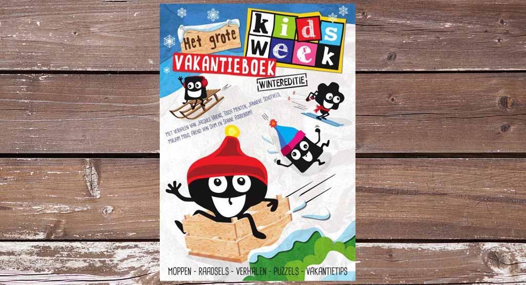 Het grote vakantieboek Kids week