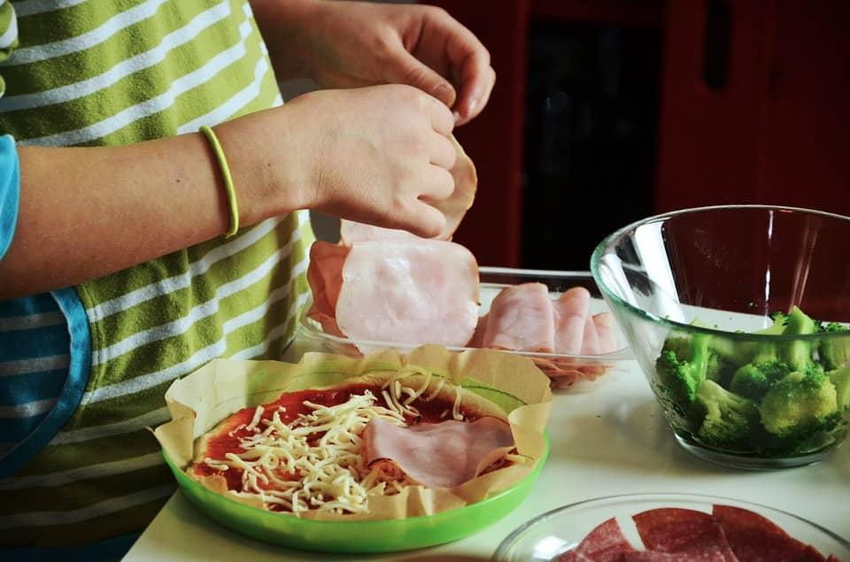 Samen koken met een kind, zorgt voor betere eters!