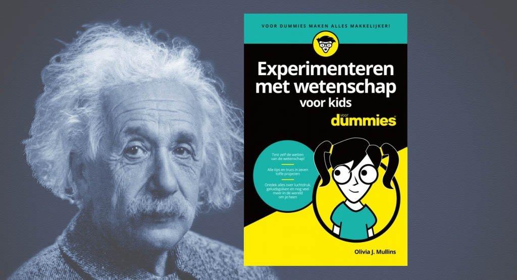Experimenten met wetenschap voor kids