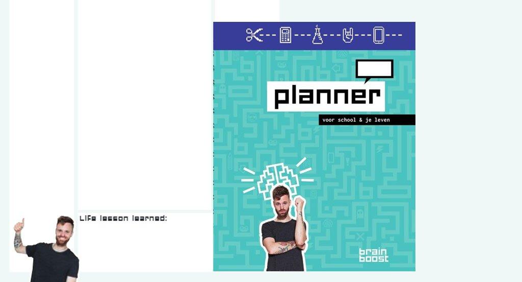 Planner voor je school & je leven