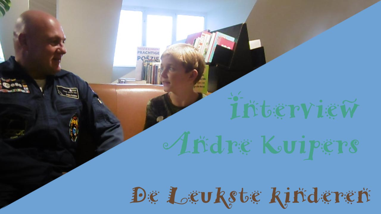 interview André Kuipers
