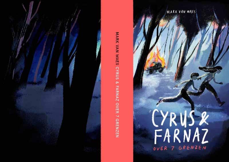 Cyrus & Farnaz over 7 grenzen (WINACTIE)