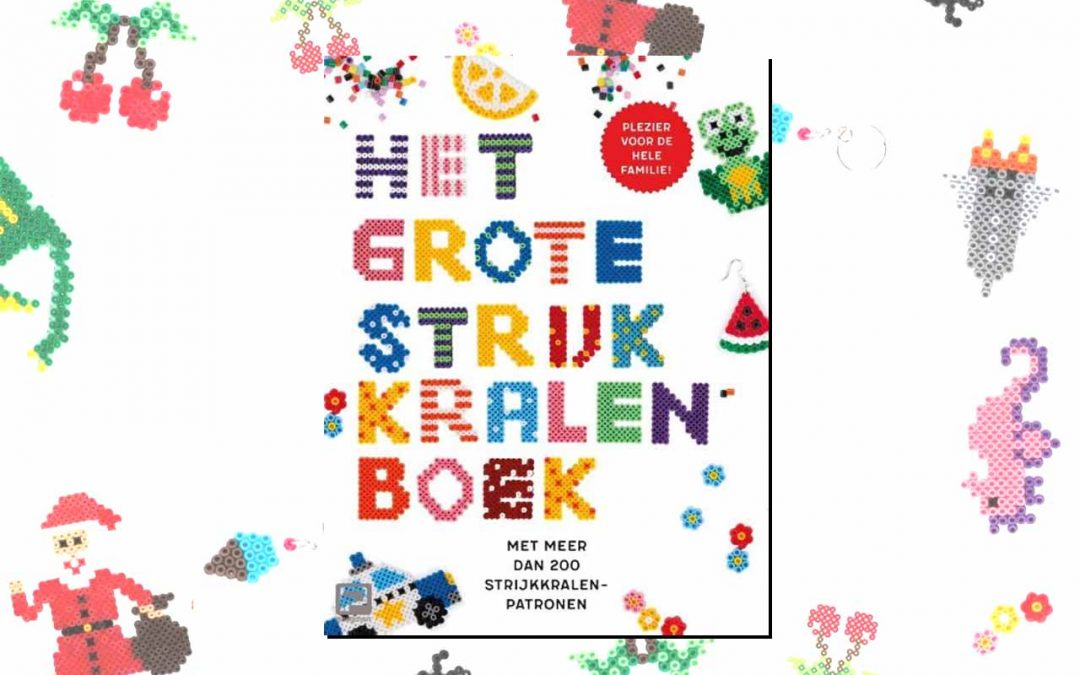 Het grote strijkkralen boek