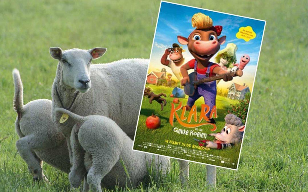 Naar de lentefilm: Klara en de gekke koeien