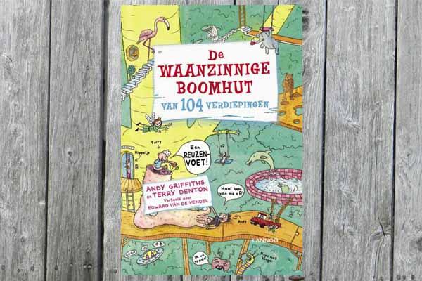 De Waanzinnige Boomhut Van 104 Verdiepingen