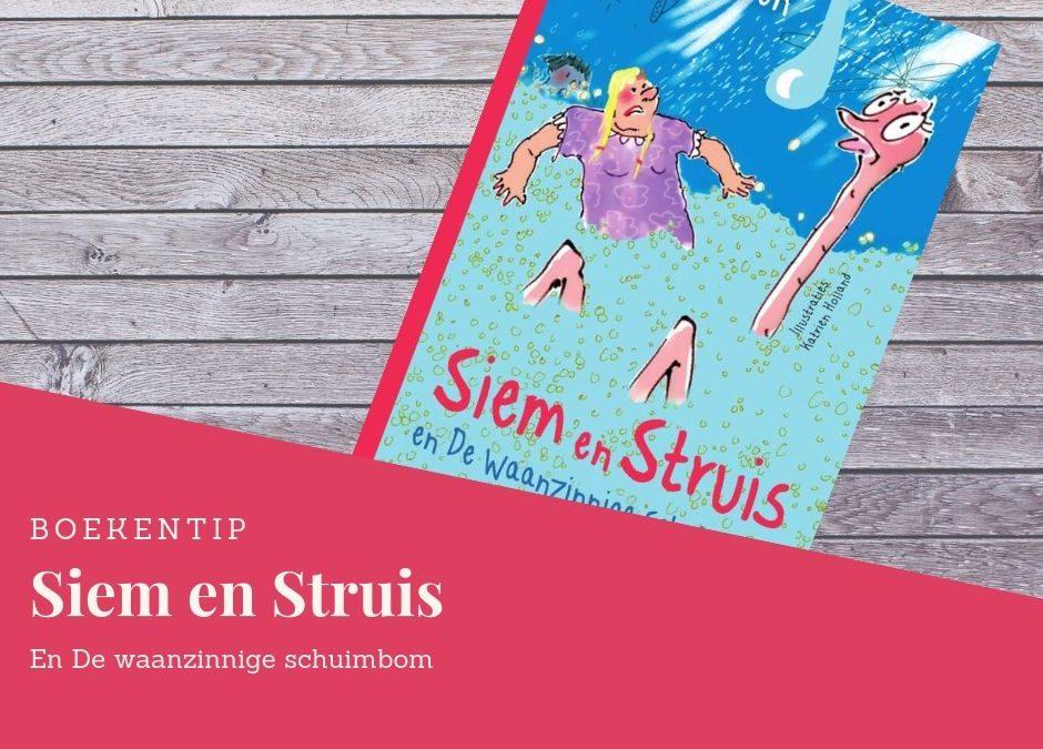Siem en Struis en De Waanzinnige schuimbom