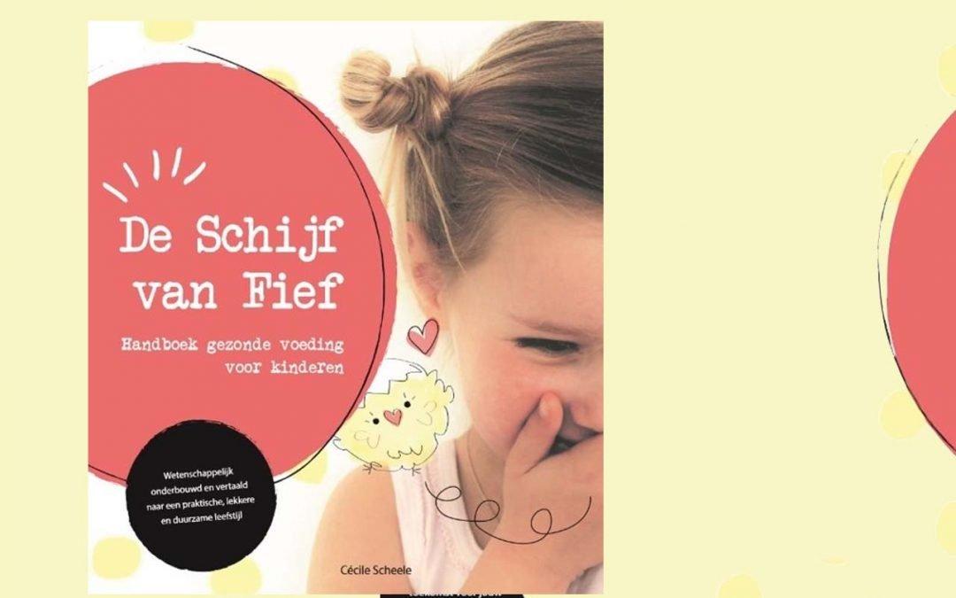 De schijf van Fief | Handboek gezonde voeding voor kinderen