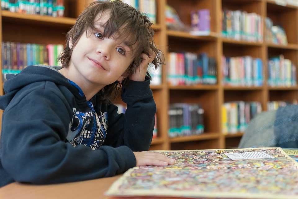 Thuis onderwijs aan dyslectische kinderen