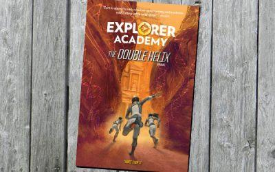 Explorer Academy | de dubbele Helix