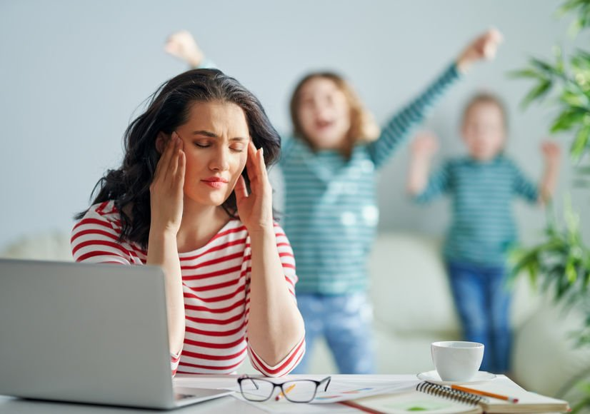 5 geweldige tips voor thuiswerken met je kinderen