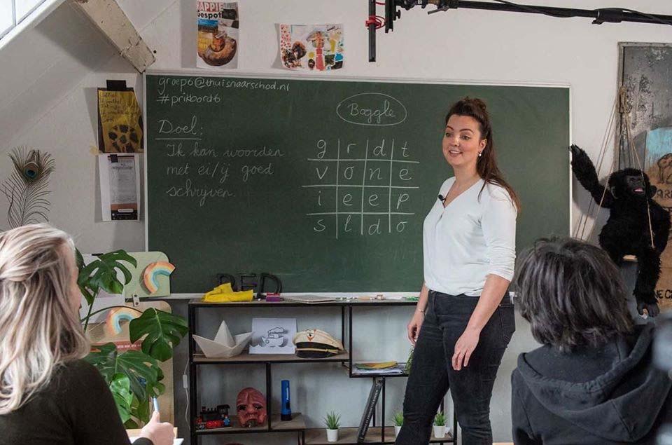 Thuis Naar School
