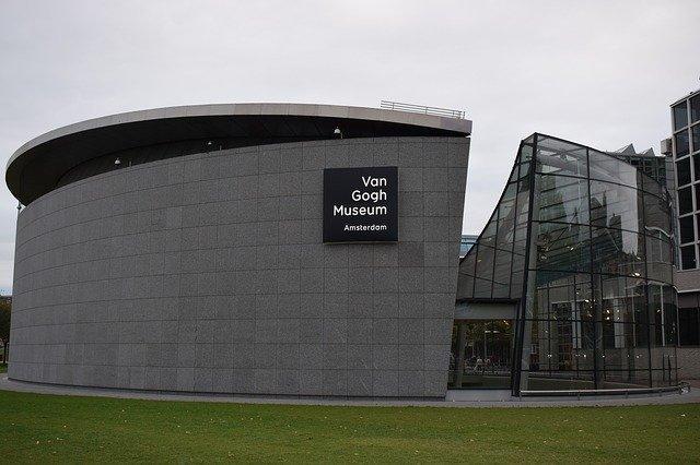 Familiedagen in het van Gogh museum