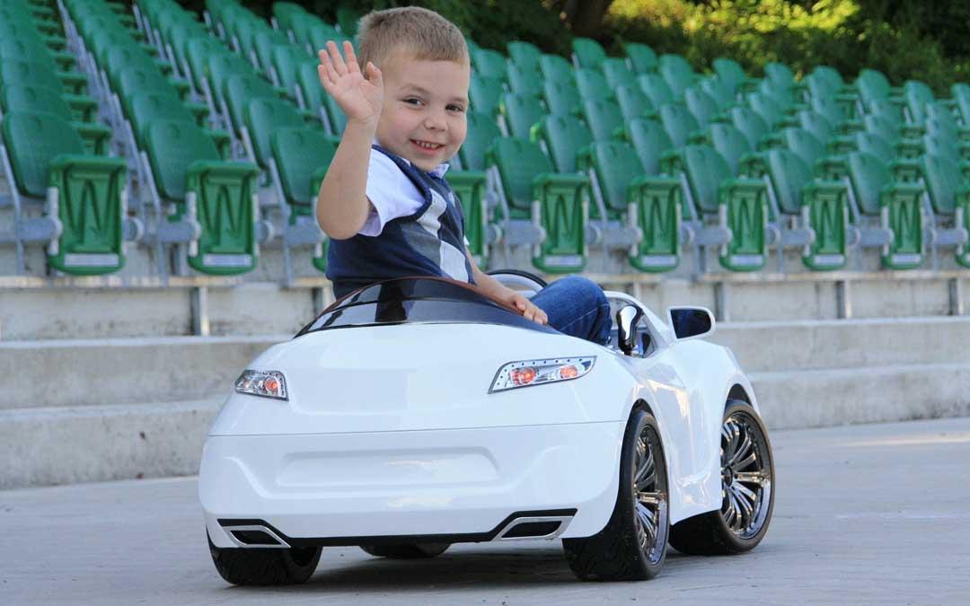 elektrische kinderauto