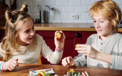 5 leuk dingen om binnen te doen met kinderen